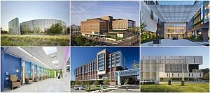 7 پروژه بیمارستان  برنده جایزه بین المللی AIA