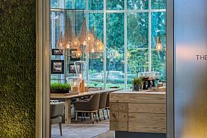 ظرافت و مدرنیته در طراحی و دکوراسیون داخلی هتل