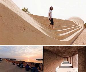 حضور در هرمز، گروه معماری ZAV ، رتبه دوم جایزه معمار 96