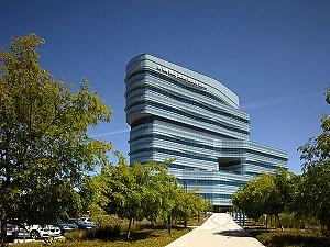 طراحی بیمارستان درمانی جیکوب از گروه طراحی مهرداد یزدانی