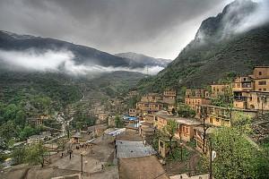 آنجا که بام و کوچهها یکی میشوند: روستای تاریخی ماسوله