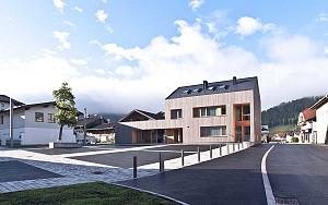 خانه ی سنتی به سبک معماری اتریشی