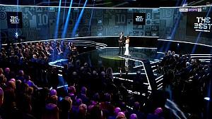 نگاهی به طراحی سالن مراسم بهترین های فیفا 2016