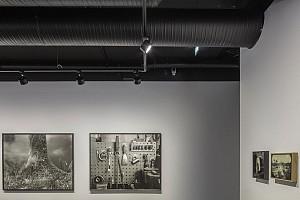 طراحی داخلی مدرن گالری Shoot در اسلو نروژ