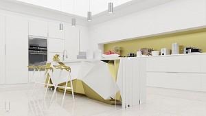 نکاتی برای طراحی و بازسازی آشپزخانه که شما را قطعا یاری خواهد کرد