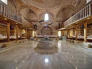 مرمت و بازسازی حمام علی پاشا استانبول