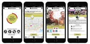 اپلیکیشن مفهومی با ارائه راهکارهای بهبود روابط شهری