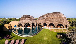 طراحی استراحتگاه عشایری مدرن در پارک ملی سریلانکا