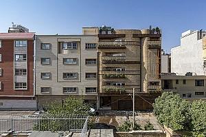 طراحی آپارتمان مسکونی صفری شیراز
