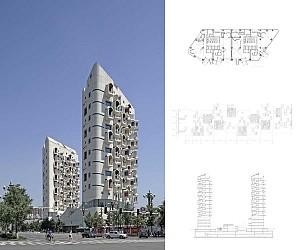 طراحی مجتمع مسکونی مجموعه سوم