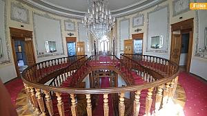 شنبه های نگاه آرل به تهران : موزه آبگینه تهران