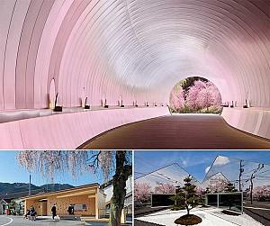 11 پروژه معماری برتر از معماران ژاپن و کره جنوبی