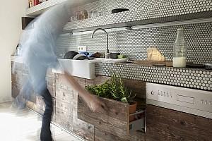 ایده هایی جذاب برای استفاده از کاشی در کانتر آشپزخانه که دیدن آنها را نباید از دست بدهید