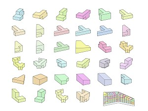 30 مدل دیاگرام، گراف و نمودار برای آنکه کیفیت بصری شیت های خود را بالا ببرید
