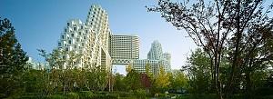 طراحی شهرک مسکونی با رویکرد