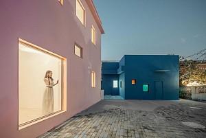 خانه ای برای یک مرد و خانه ای برای یک زن، اینستالیشن جدید استودیو Wutopia در جستجوی ایده جنسیت