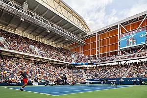 طراحی استادیوم تنیس لوییس آرمسترانگ
