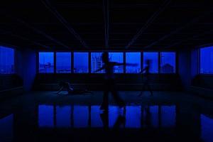 همزیستی سالن رقص با ساختمان اداری در بالاترین نقطه