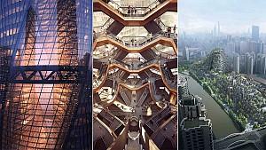 در انتظار بهترین پروژه های معماری 2019