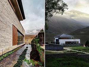 ویلای پلور بهار/استودیو معماری فضای خاص