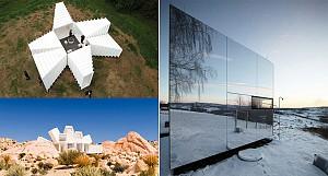 معماری جیبی (۲) : سرزمین عجایب!!