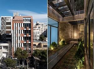 طراحی آپارتمان مسکونی 213، یک آن / استودیو معماری پی