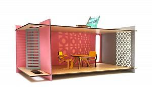 اسباب بازی هایی که الهام بخش طراحی دکوارسیون و معماری هستند