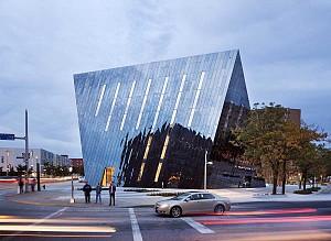 فرشید موسوی اولین مرکز اسماعیلی در آمریکا را طراحی کرد