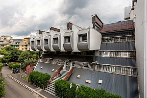 مسابقه طراحی کتابخانه دانشکده جِنوا ایتالیا