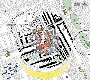 اصول طراحی سایت پلان معماری و تحلیل آن