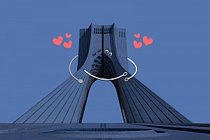 85 پوستر ولنتاین  برای عاشقان معماری