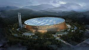 طراحی بزرگترین کارخانه تبدیل زباله به انرژی در چین