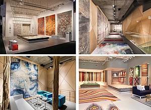 طراحی داخلی فرش فروشی