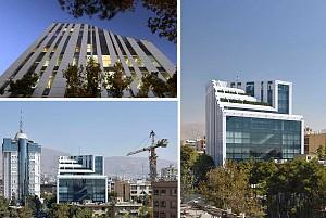 طراحی ساختمان چندمنظوره سام پاسداران/دفتر معماری رازان