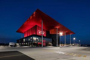 طراحی سالن کنسرت روباز