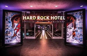 طراحی هتلی برای شیفتگان موسیقی راک