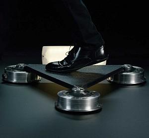 سنگ فرش تولید کننده انرژی با مولدهای حرکتی