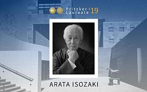آراتا ایسوزاکی برنده جایزه نوبل معماری(پریتزکر)  2019