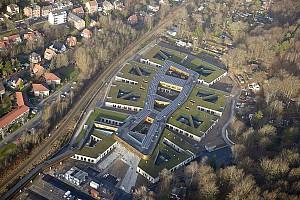 طراحی بیمارستان روانپزشکی وایله دانمارک