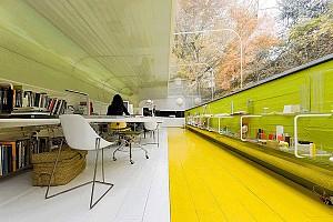 10 دفتر کار معماری با فضاهایی الهام بخش
