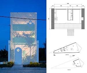 پلان خانه های زیر 100 متر که الهام بخش طراحی شما خواهند بود