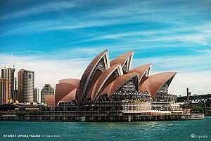 7 ساختمان نمادین که با سبک های متفاوتی طراحی شده اند