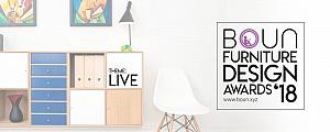 مسابقه طراحی مبلمان 2018