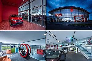 طراحی نمایشگاه مولتی برند خودرو
