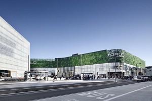 طراحی مرکز خرید چند منظوره Kulturbau