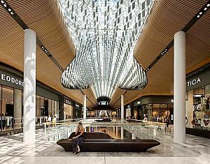 بازسازی مرکز تجاری ملبورن