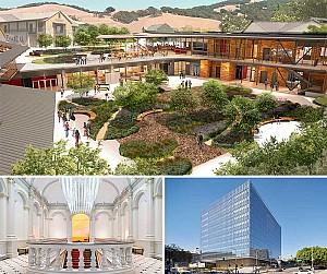 10 ساختمان برتر سال 2018 آمریکا با رویکرد معماری پایدار