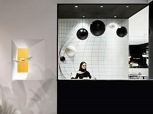طراحی داخلی رستوران با نگرش به مد و فشن