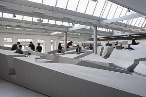 فضایی جدید برای هنر و علم در آمستردام