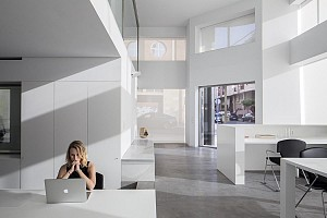 طراحی دفاتر جدید Cointec در نهایت سادگی